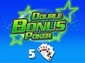 Double Bonus Poker 5 Hand
